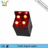 Alta calidad de larga distancia Estación de piezas ligeras de 26 mm de la lámpara LED de tráfico