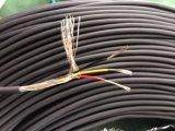 Flame-Retardant изолятор PVC и кабель системы управления UL2586 2X10AWG куртки
