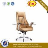 Стула босса нержавеющей стали стул офиса удобного регулируемый (HX-NH118)