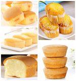 Máquina de la torta de la taza de papel para el uso de la fábrica