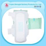 Preiswerter Preis Overlength super saugfähiges Frauen-gesundheitliche Auflage-Verpacken