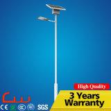 Lámpara de calle solar de China 30W 60W 80W LED del fabricante