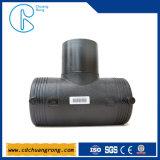 Tubo flessibile del gas PE100 e montaggi (T uguale)