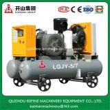 Compressore d'aria elettrico della vite di Kaishan LGJY-5/7 30kw per estrazione mineraria