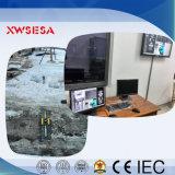 차량 검사 (조정 스캐너)를 위한 차량 감시 시스템의 밑에 Uvss