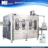 Disegno di macchina imbottigliante di tasto di girata della fabbrica dell'acqua minerale