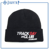 Comercio al por mayor perezoso invierno Beanie Hat con la impresión