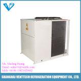 Refrigerador de agua refrigerado por agua del compresor de rosca de Hanbell