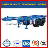 Scheletrico 3 Axle/2 semirimorchio del contenitore dell'asse 40ton 40FT 20FT (base disponibile)