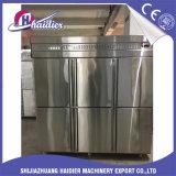 Frigorifero di schiumatura ad alta pressione del congelatore del forno dei portelli dell'unità di elaborazione 4/6 per memoria dell'alimento