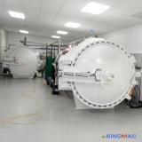 autoclave à cuire en caoutchouc industriel approuvé de la CE de 1500X3000mm (SN-LHGR15)