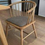 Cadeira de madeira moderna da sala de jantar para a mobília do café do restaurante