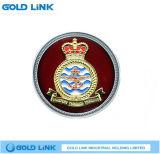 Le métal militaire de pièce de monnaie d'armée faite sur commande de pièce de monnaie de souvenir ouvre la promotion