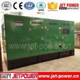 gruppo elettrogeno insonorizzato diesel del motore di 80kw 100kVA Perkins