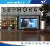 Sig. schermo di visualizzazione esterno intelligente & economizzatore d'energia del LED di colore completo P6.4 del LED