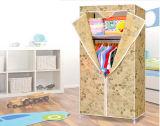 Het vouwbare Goedkope Kabinet Van uitstekende kwaliteit van de Garderobe van de Garderobe van de Slaapkamer