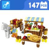 Дети фермы блоки на рынке игрушек для воспроизведения игры