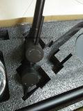 Schwarzer elektrischer überzogener eindeutiger Luxuxbadewannen-Dusche-Hahn mit 7 Jahren Garantie-