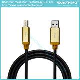 Новые поступления с USB USB Bm кабель для принтера с помощью металлического корпуса
