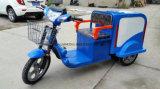 ガーベージを集めるための新しい設計されていた三輪の電気三輪車