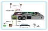 FTTH 1u 4 Pon EDFA CATV com WDM
