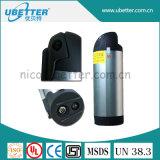 Тип батарея бутылки воды поставкы батареи 24V 16ah лития для иона электрического Bike&#160 Li;