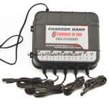 12 V Chargeurs de batterie intelligente : Multi-Bank et Multi-Battery