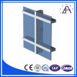 Алюминиевый профиль для рамок ненесущей стены здания