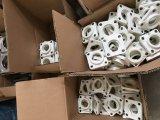 PBT Carcaça termoplástica com aço inoxidável / zinco Rolamentos de aço cromado / rolamento de bloco de almofadas
