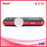 Ältere lange Lebensdauer-Batterie-hohe Taschenlampen-grosse Tastatur PAS des Handy-GPS/Lbs, die Pedometer ruft