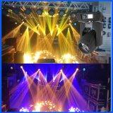 Magisches bewegliches Hauptereignis-Licht des DJ-Lichtstrahl-350W 17r