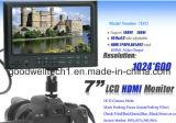 modo de la cámara 5dii 7 monitor del LCD HDMI de la pulgada