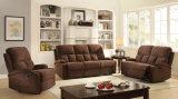 Insieme semplice del sofà del Recliner di svago