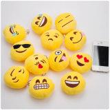 Emoji 10cm 견면 벨벳 최신 판매 연약한 채워진 재미있은 Keychain 장난감