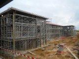 El bajo costo Pre-Hizo el almacén industrial de la estructura de acero