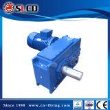 La serie H 200kw de eje paralelo Intensivo Reductor de motor de la industria