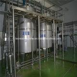 Производственная линия сока/завод зеленого чая разливая по бутылкам с бутылкой любимчика