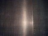 Quadratisches Loch-Leinwandbindung-galvanisierter Maschendraht
