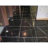 Mattonelle nere di Marquina, marmo nero, mattonelle di marmo cinesi