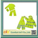 Сделайте Workwear водостотьким брюк Hi-Визави куртки работы отражательный для людей