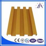 Los paneles de techo de aluminio corrugado