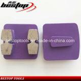 Husqvarna алмазные шлифовальные пластину конкретные шлифовального станка для продажи