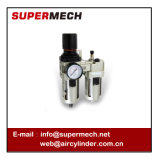 Régulateur de filtre à air Air Source SMC FRL Modèle de machine de traitement
