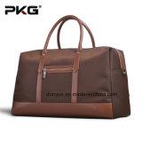 Promotion Housse en cuir PU Sac en nylon, sac fourre-tout sac à dos pour voyage d'affaires