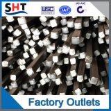 Barra quadrata dell'acciaio inossidabile di ASTM 304/316/316L