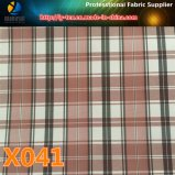 Ткань проверки пряжи полиэфира покрашенная в товарах Promt (X041-44)