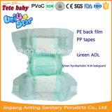 Uni4star Baby-Windeln, Baby-Windel-heißer Verkauf in Afrika