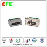 магнитные мужчина и женщина кабельного соединителя 12V для медицинского оборудования