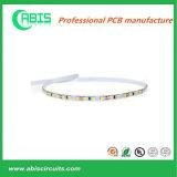 Placa de tinta da impressora branco PCB de LED de alumínio