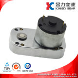 12V DC Geared Motor para Massageador, Cut-Card Machine, Equipamento Médico